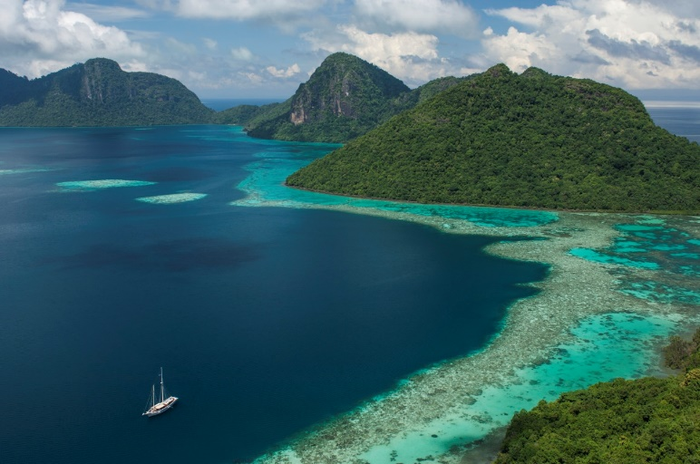 Myanmar Andaman Mergui Archipelago Tours Sailing Adventures City Star